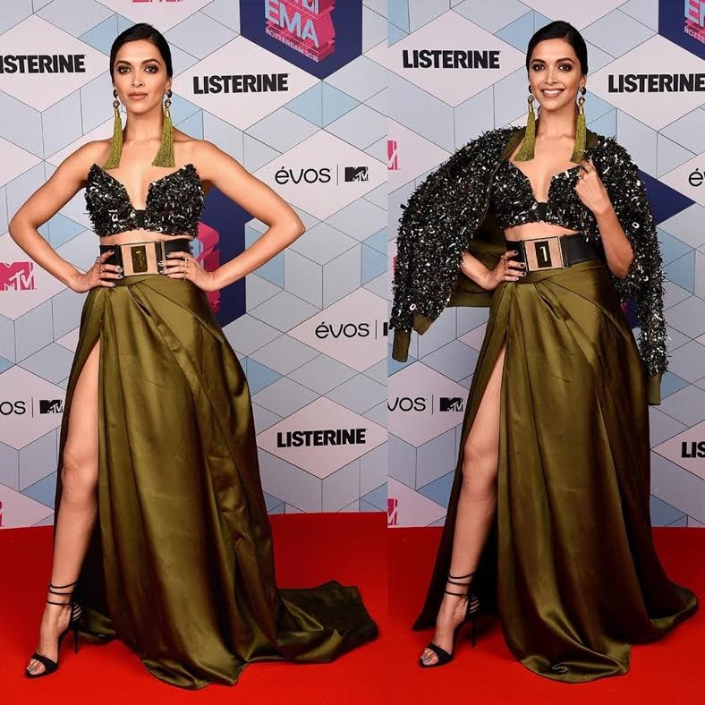 Deepika Padukone,Deepika Padukone at MTV EMAs,Deepika Padukone at MTV EMAs 2016,Deepika Padukone at MTV EMAs 2016 red carpet,MTV Europe Music Awards,Europe Music Awards,MTV Europe Music Awards 2016,Deepika Padukone at MTV Europe Music Awards