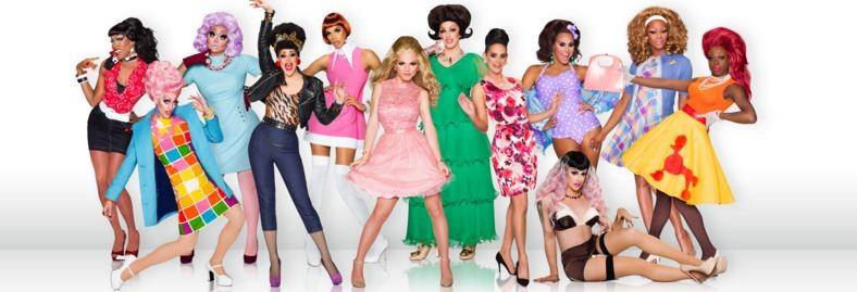 Queens of RuPaul's Drag Race Season 8
