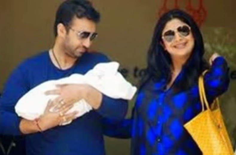 ... Shetty and Other Celeb Moms who Proudly Flaunted Baby Weight [PHOTOS
