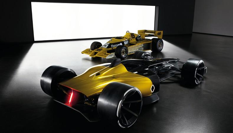 Renault's 2027 F1 car