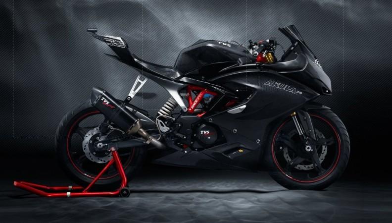 TVS Akula 310, Akula 310, upcoming bikes, Akula 310 top speed, BMW Motorrad