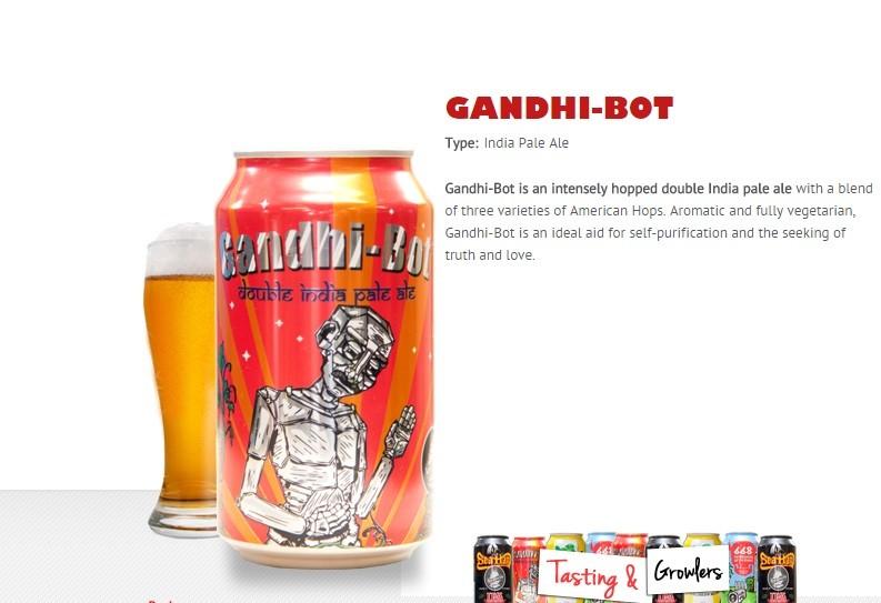 Gandhi Bot