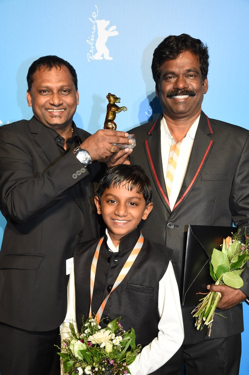 Jayaraj,Ottaal,Ottaal best fim,Berlinale Film Festival,Berlinale 2016,Malayalam film Ottaal,Best Children's Film award at Berlin Film Festival,Best Children's Film award