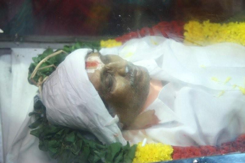Santhanam,Arya,Mayilsaamy,Neelamegam,Santhanam father,santhanam father death,santhanam father passes away,VTV Ganesh,Mayilsamy
