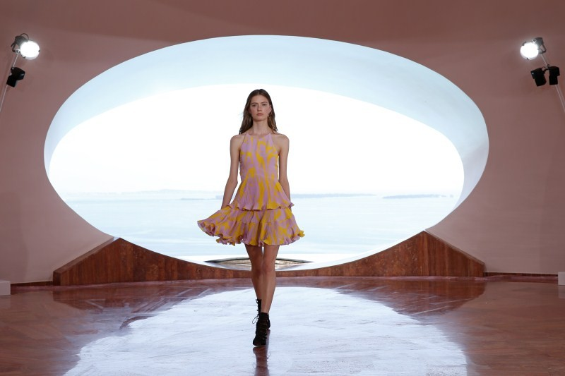 Dior Cruise Collection,Dior Cruise Collection 2015,fashion show,women CRUISE 2016,women fashion show,Palais Bulles,ramp walk,68th Cannes Film Festival,Cannes Film Festival,Cannes Film Festival 2015,68th Cannes Film Festival 2015