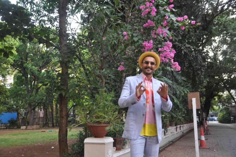 Ranveer Singh Latest Pics,Ranveer Singh,actor Ranveer Singh,Ranveer Singh Latest images,Ranveer Singh Latest photos,Ranveer Singh Latest stills,Dil Dhadakne Do Press Meet,Dil Dhadakne Do,Ranveer Singh at Dil Dhadakne Do press meet