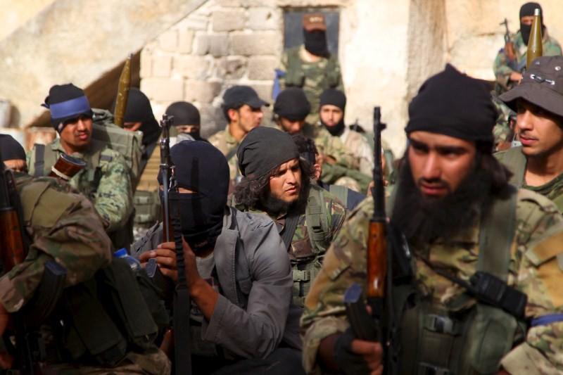 Syria rebels,Idlib's Last Stand,Syria's northwestern province,Rebels capture last Syrian town,Rebels capture Syrian town,al Qaeda's,al Qaeda's Nusra,rebel fighter