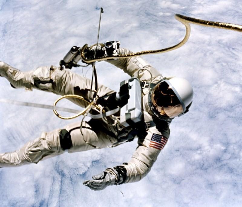 Celebrating 50 years of NASA's spacewalks,50 years of NASA's spacewalks,NASA's spacewalks,NASA,Edward H White II,spacewalk,American spacewalk