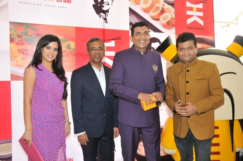 Sanjeev Kapoor's Hongkong Restaurant Launch,Hongkong Restaurant Launch,Master Chef Sanjeev Kapoor,sanjeev kapoor restaurant,sanjeev kapoor food,sanjeev kapoor restaurant in Hongkong,sanjeev kapoor recipes,sanjeev kapoor cake recipe,sanjeev kapoor free rec