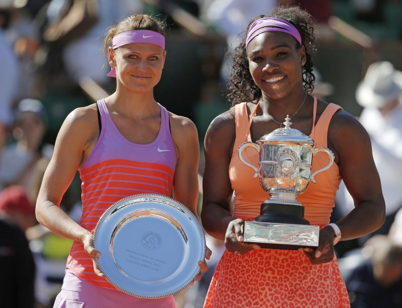 Serena Williams Wins 20th Grand Slam,Serena Williams,French Open,French Open 2015,grand slam,tennis,serena williams french open,Steffi Graf,French Open tennis,Lucie Safarova