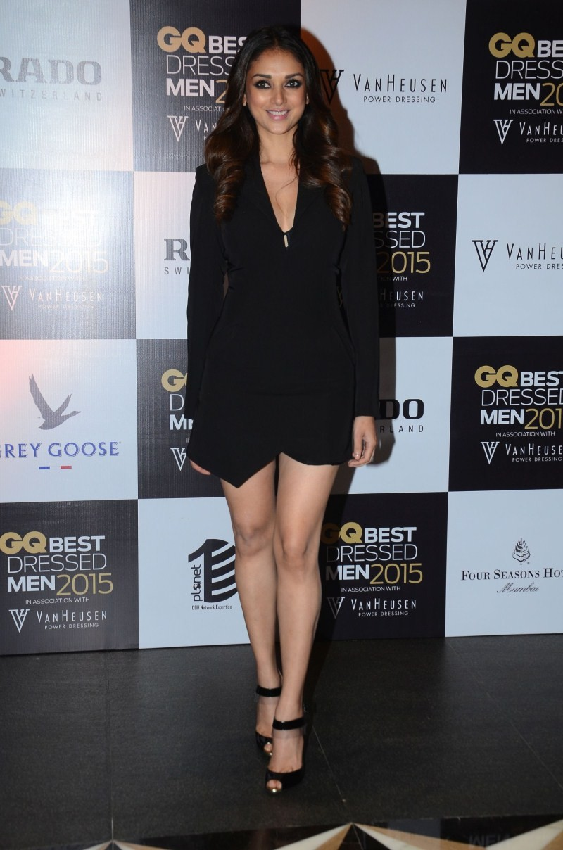 GQ India celebrates the Best-Dressed Men in India 2015,Best-Dressed Men in India 2015,Best-Dressed Men in India,GQ Best-Dressed Men,Van Heusen