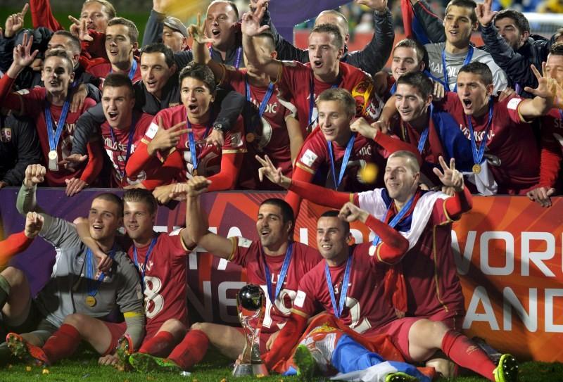 Serbia beat Brazil,Serbia win U-20 World Cup,FIFA U-20 World Cup final,FIFA U-20 World Cup,Serbia wins U20 Soccer World Cup,Brazil,Brazil v Serbia,FIFA U-20 World Cup Final,FIFA U-20 World Cup 2015