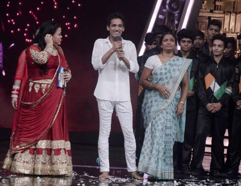 India's Got Talent,India's Got Talent season 6 Grand Finale,India's Got Talent season 6,Manik Paul,India's Got Talent Grand Finale