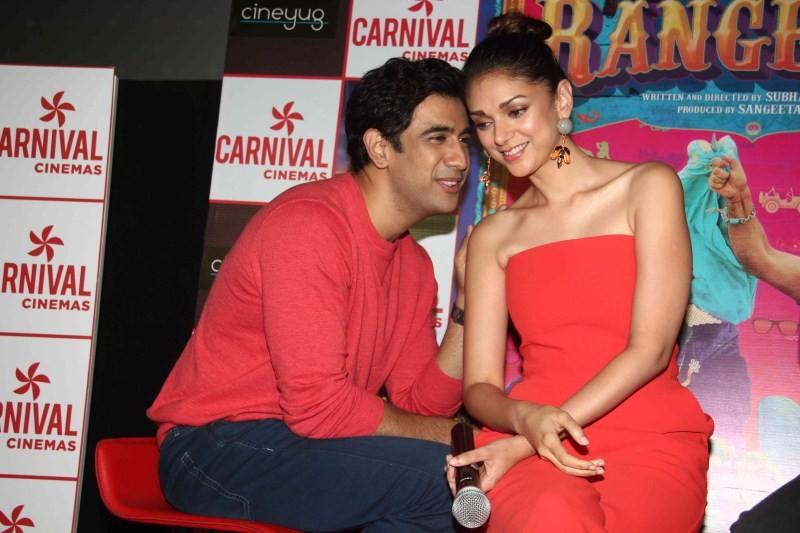 Carnival Cinemas,Carnival Cinemas launches multiplex in Durgapur City Centre,Amit Sadh,Aditi Rao Hydari,Amit Sadh and Aditi Rao Hydari,multiplex Cinemas,multiplex theatre,Durgapur City Centre