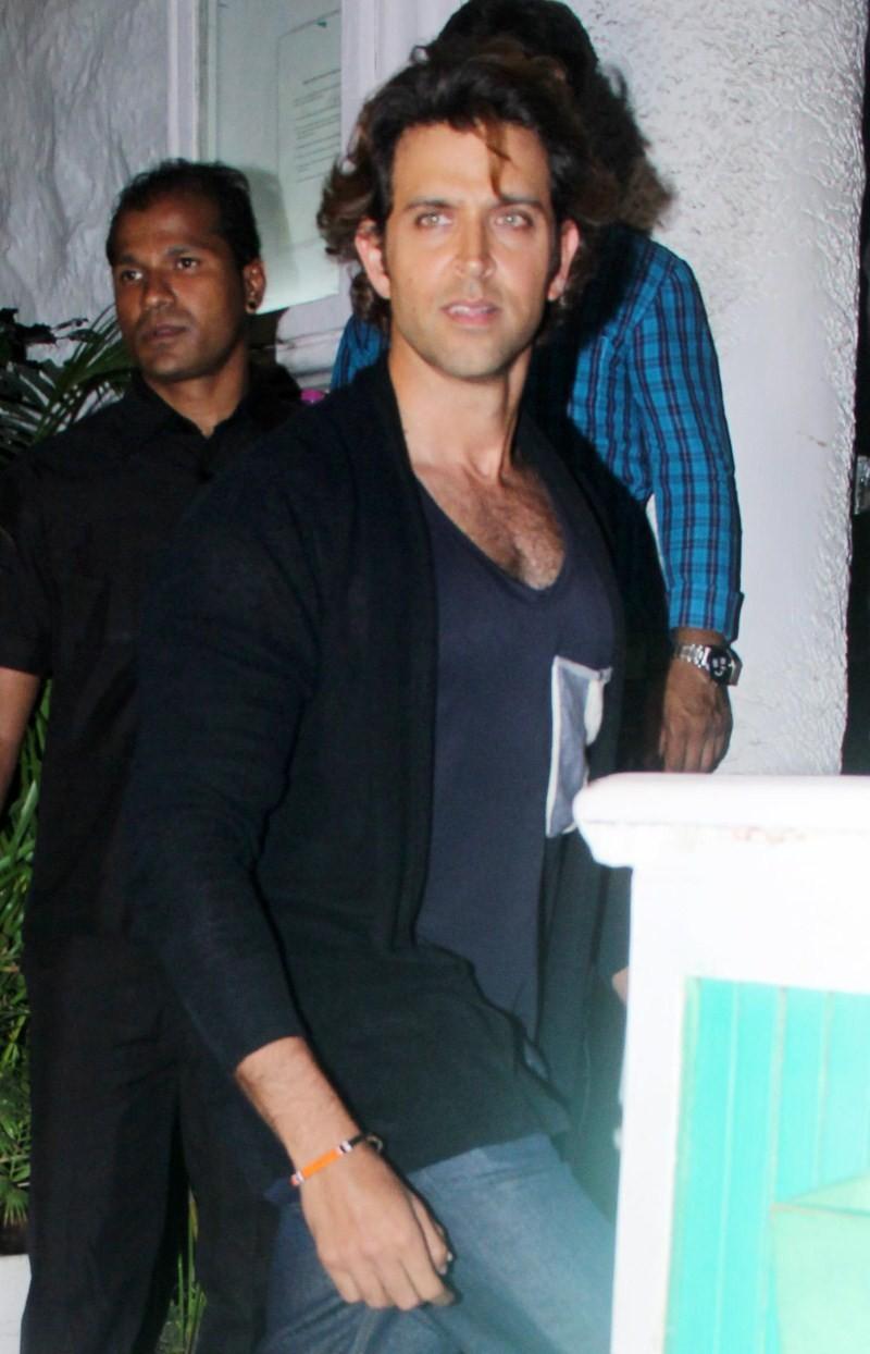Hrithik Roshan,actor Hrithik Roshan,Hrithik Roshan at ABCD 2 Success Party,ABCD 2 Success Party,Hrithik Roshan at ABCD 2 Success Bash,Hrithik Roshan pics,Hrithik Roshan latest pics,Hrithik Roshan latest images,Hrithik Roshan latest photos,Hrithik Roshan l