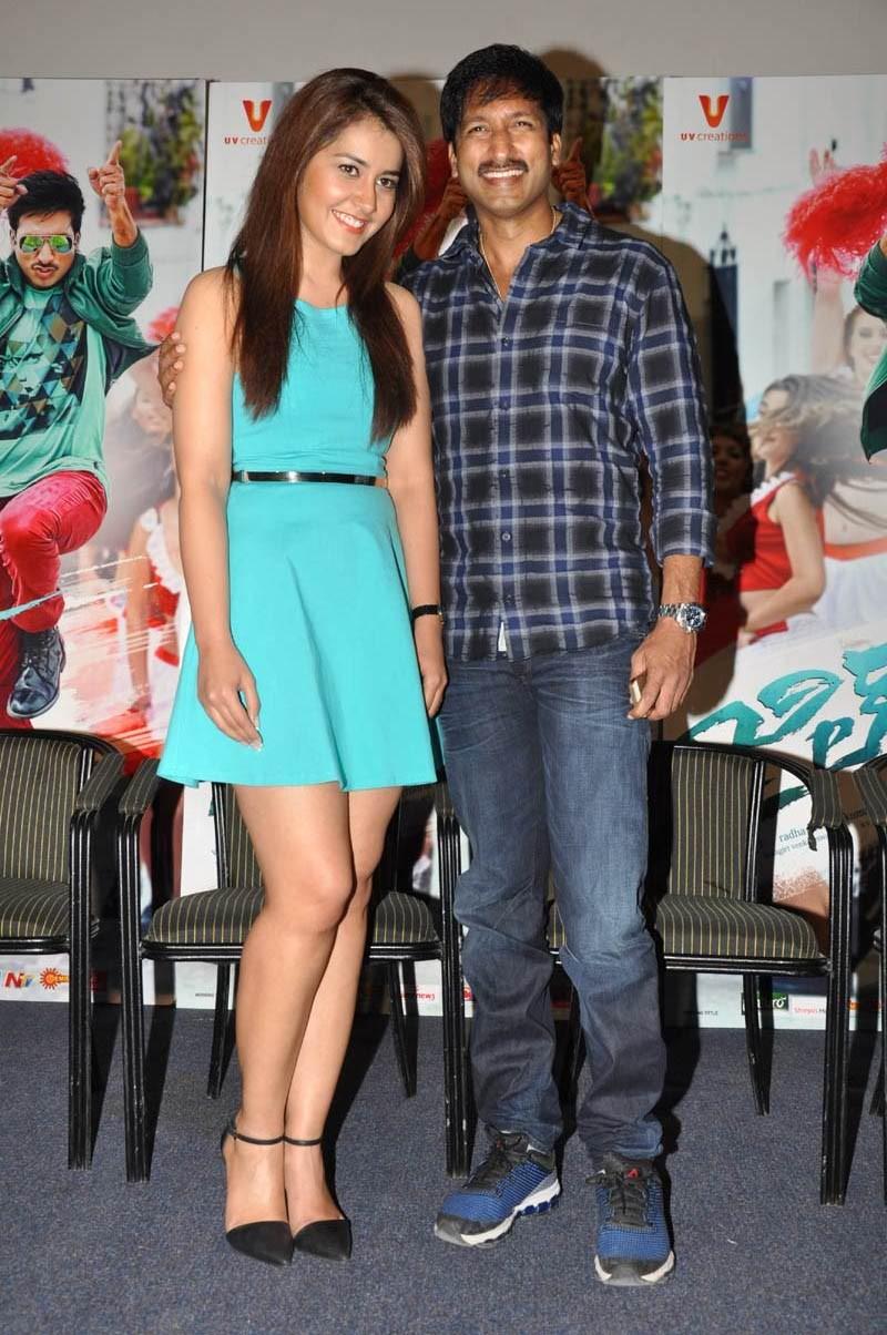 Jil,jil film,jil film trailer launch,gopichand,Rashi khanna