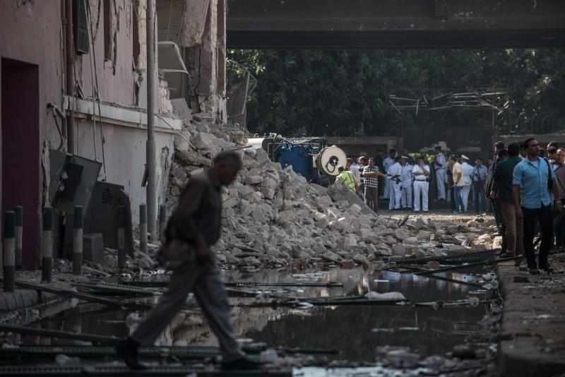 Car bomb,Car bomb detonates near Italian Consulate in Cairo,Italian Consulate in Cairo,Egyptian capital of Cairo,Italian Consulate,massive explosion