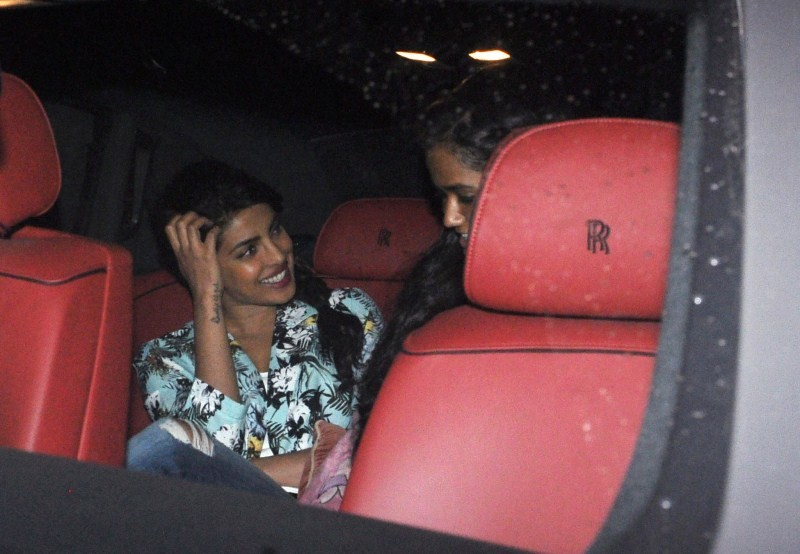 Priyanka Chopra,actress Priyanka Chopra,Priyanka Chopra at Bajrangi Bhaijaan Special Screening,Bajrangi Bhaijaan Special Screening,Bajrangi Bhaijaan Special Screening pics,Bajrangi Bhaijaan Special Screening images,Bajrangi Bhaijaan,Priyanka Chopra latest