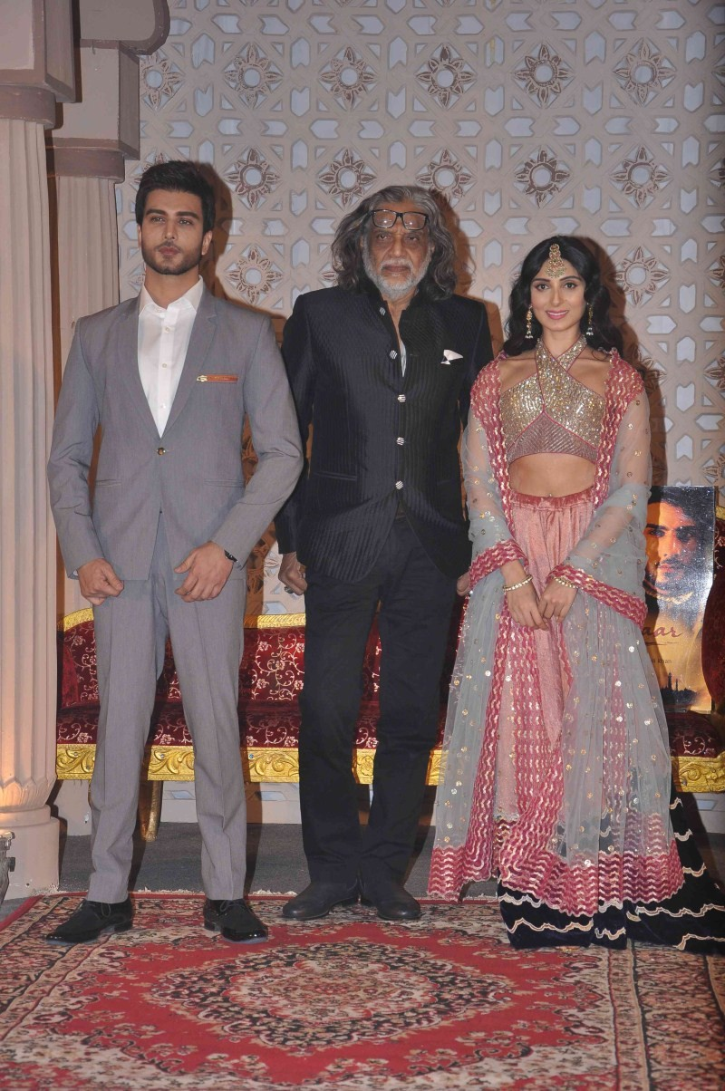Jaanisaar music launch,Pernia Qureshi and Imran Abbas at Jaanisaar music launch,Pernia Qureshi,Imran Abbas,Jaanisaar music launch pics,Jaanisaar music launch images,Jaanisaar music launch photos,Jaanisaar music launch stills,Jaanisaar music launch picture