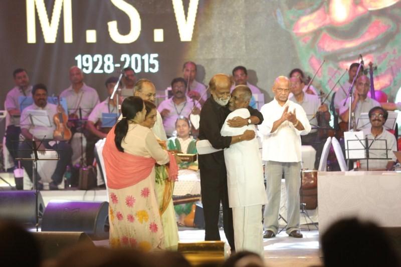 Rajinikanth at Ilayaraja Ennulle Ulla MSV Show,Rajinikanth,Ilayaraja Ennulle Ulla MSV Show,Ilayaraja,Ennulle Ulla MSV Show,Super Star Rajinikanth,Rajinikanth latest pics,Rajinikanth latest images,Rajinikanth latest photos,Rajinikanth latest stills,Rajinik