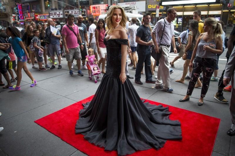 Bad celebrity wax figures in new york