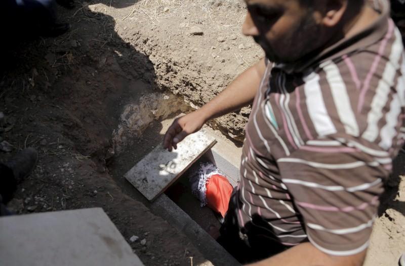 Palestinian toddler killed in West Bank,Palestinian toddler killed,Palestinian toddler,Suspected Jewish attackers,Jewish attackers,Palestinian,Ali Dawabsheh