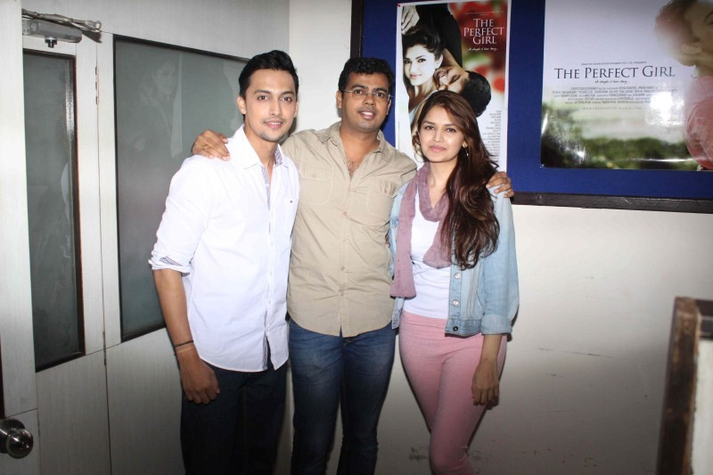 The Perfect Girl,bollywood movie The Perfect Girl,The Perfect Girl Media interaction,Media interaction,Media interaction of film The Perfect Girl