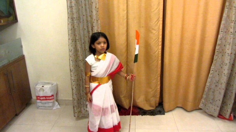 Independence Day,Independence Day 2015,Independence Day fancy dress,fancy dress,fancy dress for kids,kids fancy dress,fancy dress ideas,Little Freedom Fighter,Freedom Fighter,Independence Day Special