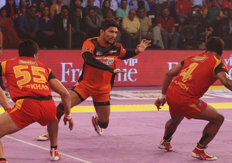 MS Dhoni,Pro Kabaddi League 2015 Final,Pro Kabaddi,Pro Kabaddi League Final,U Mumba vs Bengaluru Bulls,U Mumba,Bengaluru Bulls