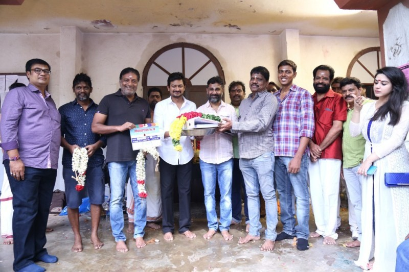 Jolly LLB,Udhayanidhi Stalin,Prakash Raj,Red Giant Movies Production,Jolly LLB Remake,Udhayanidhi Stalin and Prakash Raj,Udhayanidhi Stalin new movie,Udhayanidhi Stalin new movie launch