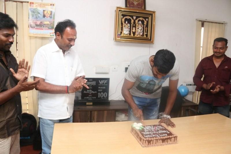 Vishal,Vishal Birthday Celebration,actor Vishal,Vishal Birthday Celebration pics,Vishal Birthday Celebration images,Vishal Birthday Celebration photos,Vishal Birthday,Vishal Birthday Celebration stills,Vishal Birthday Celebration pictures
