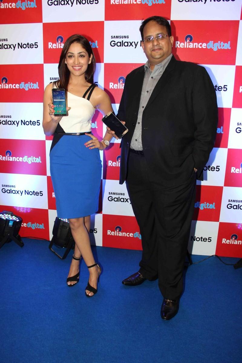Yami Gautam,actress Yami Gautam,Samsung Galaxy Note 5,Galaxy Note 5,Note 5,Galaxy Note5,Samsung Galaxy Note5,Yami Gautam at Samsung Galaxy Note 5 launch