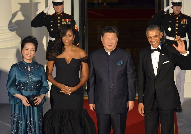 Obama,barack Obama,China's President Xi Jinping,Xi Jinping,Obama hosts Lavish State dinner for China's President Xi Jinping,Obama hosts dinner for China's President Xi Jinping