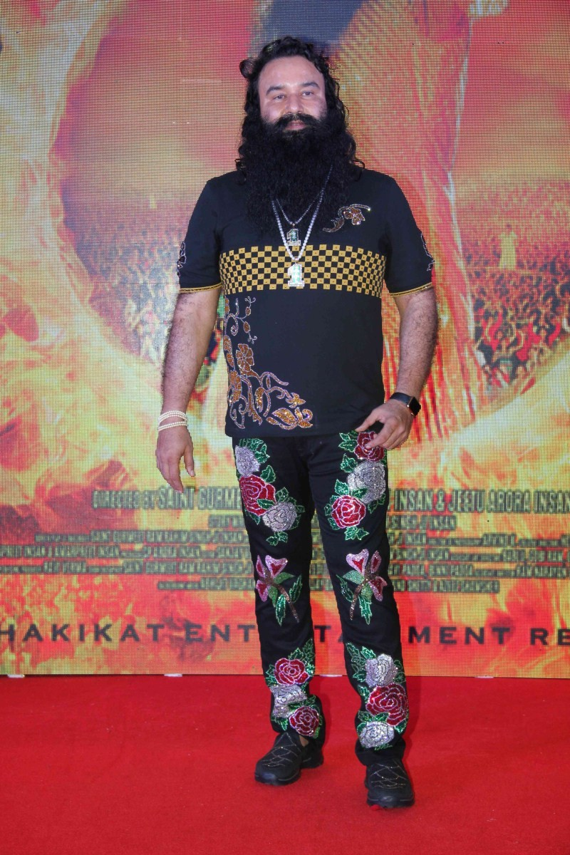MSG 2 The Messenger Success Party,Rakhi Sawant,Gurmeet Ram Rahim Singh,MSG 2,MSG 2 The Messenger,MSG 2 The Messenger Success Party pics,MSG 2 The Messenger Success Party images,MSG 2 The Messenger Success Party photos,MSG 2 The Messenger Success Party sti
