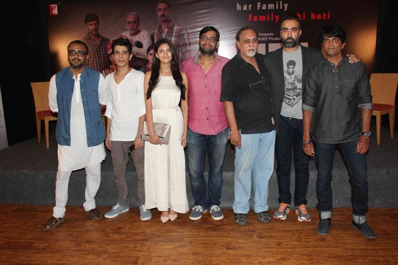 Titli Trailer Launch,Titli,bollywood movie Titli,Titli trailer,Dibakar Banerjee,Yash Raj Films,Yash Raj,Ranvir Shorey,Shashank Arora