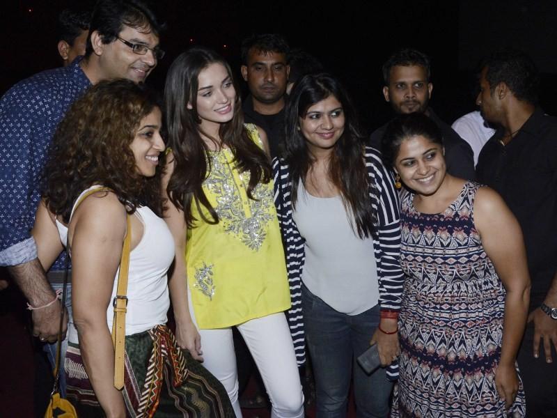 Singh Is Bliing,Amy Jackson,Prabhu Deva,Akshay Kumar,Amy Jackson,Prabhu Deva,PVR Juhu,Bandra