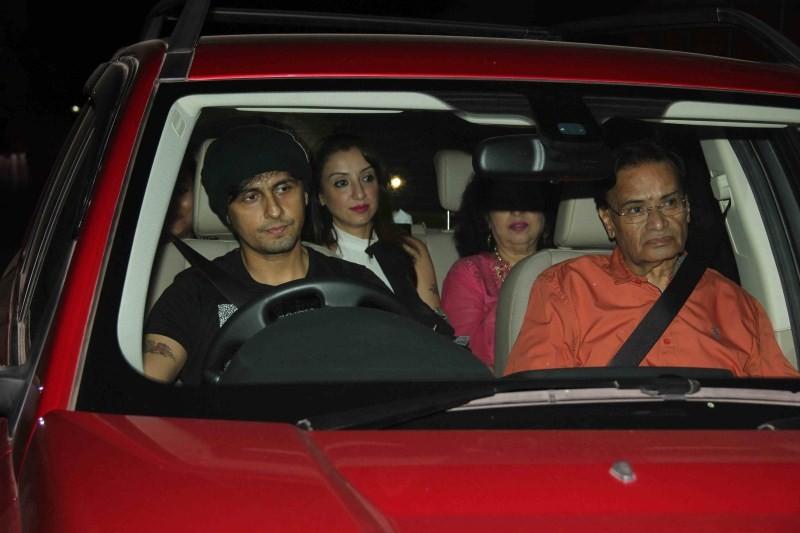 Jazbaa,Jazbaa Special screening,Aishwarya Rai,Shahid Kapoor's brother Ishaan,Ishaan,Bhagyashree,Irrfan