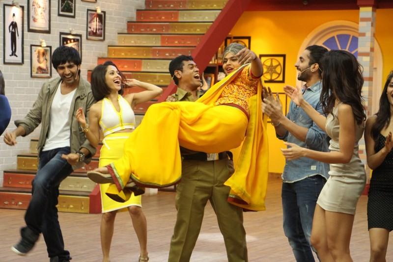 Pyaar Ka Punchnama 2,Life OK's Comedy Classes,Kartik Aaryan,Omkar Kapoor,Sunny Singh Nushrat Bharucha,Sonalli Sehgall,Ishita