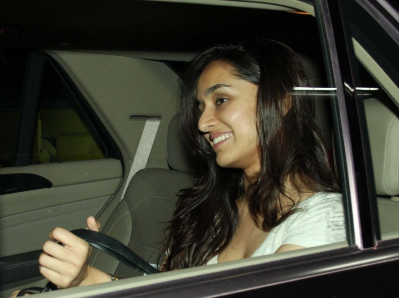 Deepika Padukone,Shraddha Kapoor,Imtiaz Ali,Deepika Padukone snapped at Mehboob Studio,Shraddha Kapoor snapped at Mehboob Studio,Imtiaz Ali snapped at Mehboob Studio,Mehboob Studio,celebs at Mehboob Studio