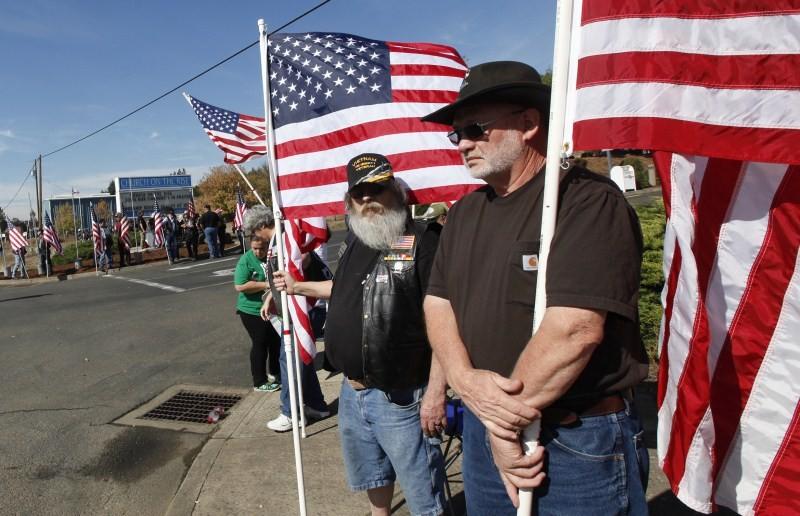Oregon,Nation begins Mourning,Funeral,mass shooting at Umpqua Community College,Umpqua Community College,Roseburg