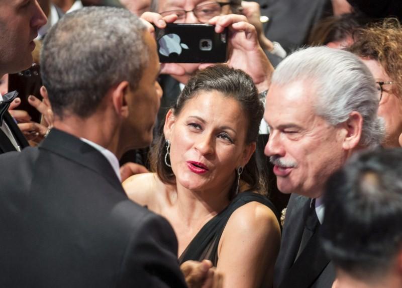 Barack Obama,Obama,U.S. President Barack Obama,38th Annual Awards Gala,CHCI,Congressional Hispanic Caucus Institute