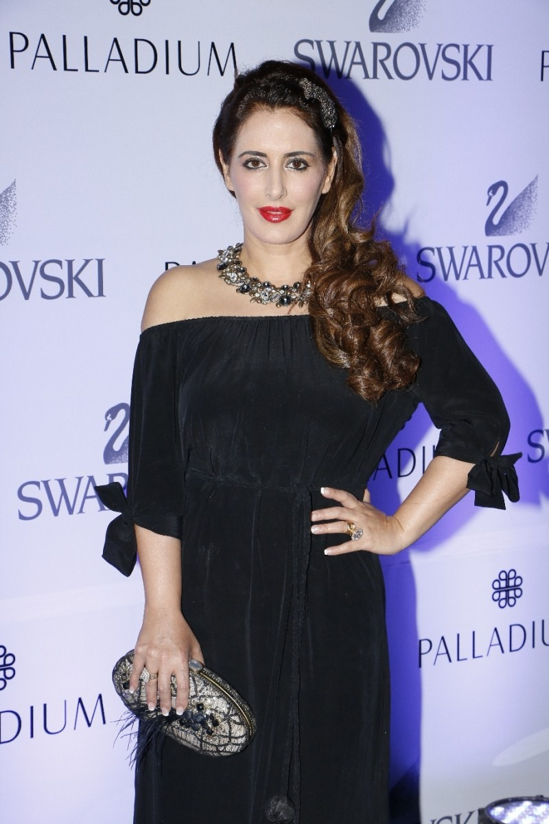 Tamannah Bhatia,Nimrat Kaur,Huma Qureshi,Swarovski India partners launch an exquisite art installation,Swarovski India,Swarovski jewellery