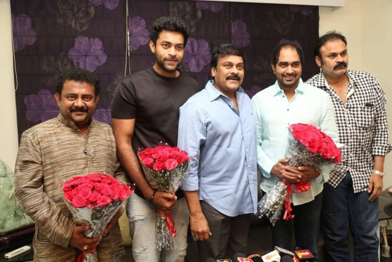 Chiranjeevi,megastar Chiranjeevi,Varun Tej,Kanche movie Success Meet,Kanche Success Meet,Kanche Success Meet pics,Kanche Success Meet images,Kanche Success Meet photos,Kanche Success Meet stills,Kanche Success Meet pictures