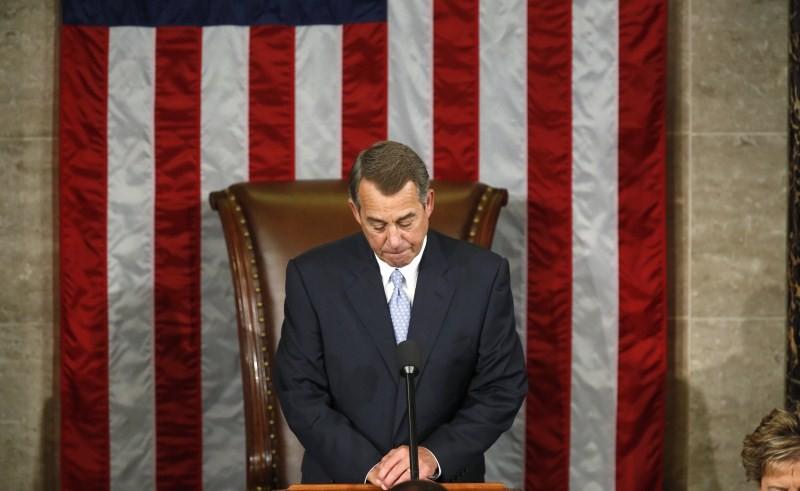John Boehner,farewell to John Boehner,John Boehner Farewell,House Speaker John Boehner,Speaker John Boehner bids farewell,End of Speaker John Boehner