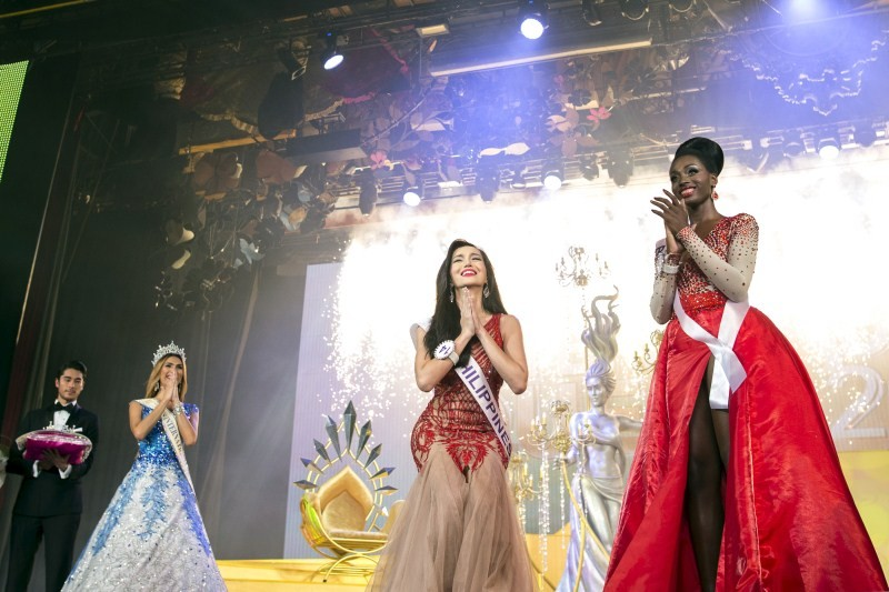 Trixie Maristela,Trixie Maristela crowned as Miss International Queen transgender,Trixie Maristela crowned as Miss International Queen 2015 transgender,Miss International Queen 2015 transgender beauty pageant