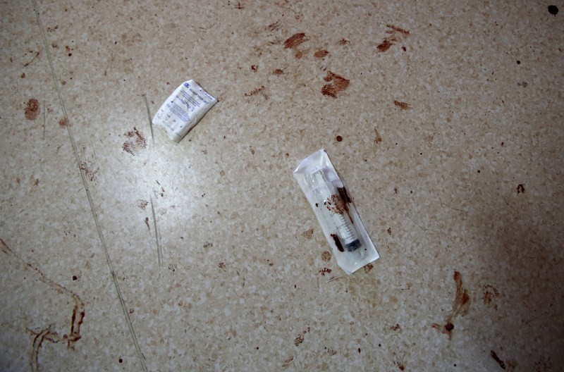 Israeli forces raid hospital,alestinian protester,Palestinian Dies as Undercover Israelis Raid a Hospital,Undercover Israelis Raid a Hospital,Israeli undercover forces,Palestinian Territories,Palestinian Territories attack,Palestinian attack