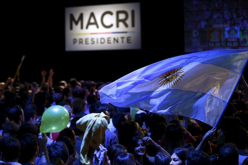 Mauricio Macri,Mauricio Macri wins presidential election,presidential election,Argentina opposition,Argentina opposition Mauricio Macri,Conservative candidate Mauricio Macri