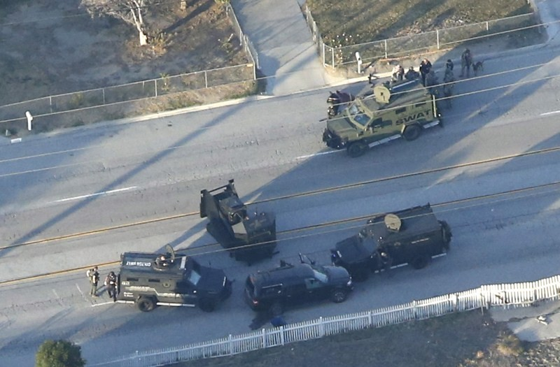 Southern California shooting,California shooting,San Bernardino City,Southern California
