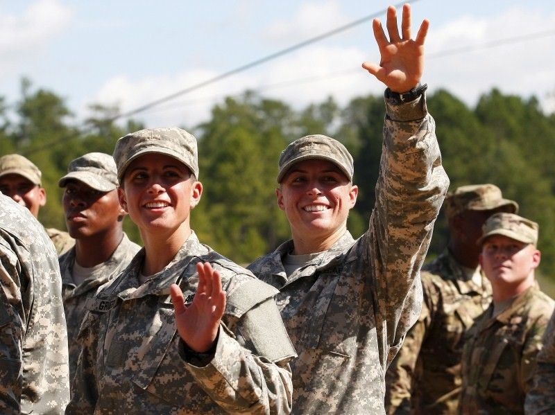 Women in the U.S Military,U.S Military,Womens in Military,combat jobs