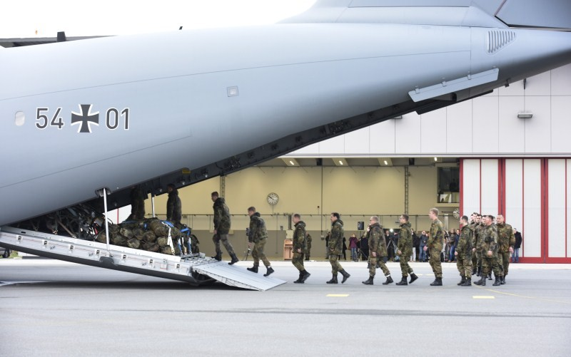 Germany fight against ISIS,fight against ISIS,Germany joins fight against ISIS,ISIS,German air force,Islamic State